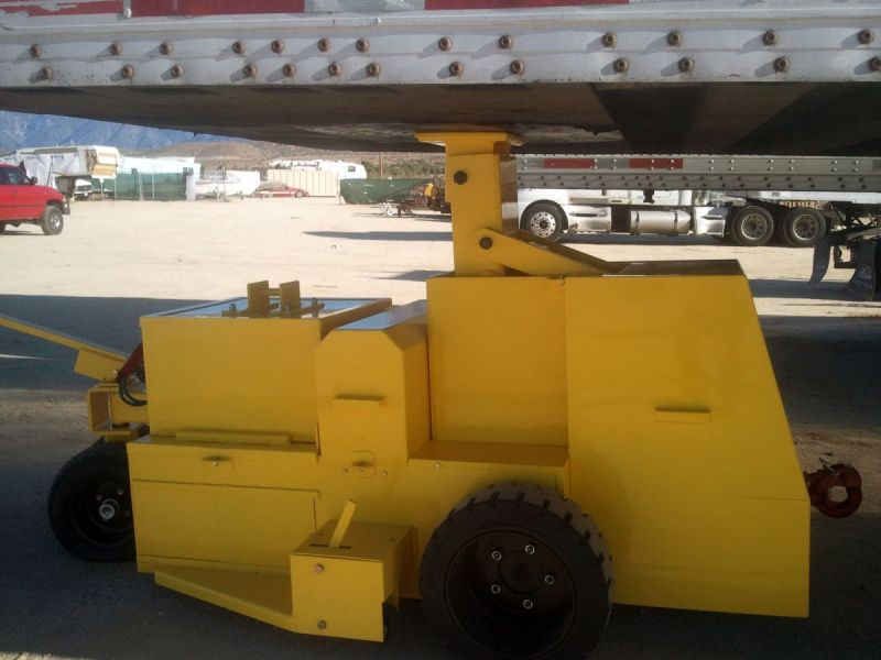 Image Gallery Tractor Trailer Dolly